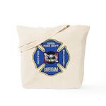 Sitka Fire Dept Dive Team Tote Bag