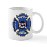 Sitka Fire Dept Dive Team Mug