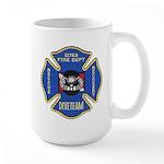 Sitka Fire Dept Dive Team Large Mug