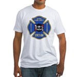 Sitka Fire Dept Dive Team Fitted T-Shirt
