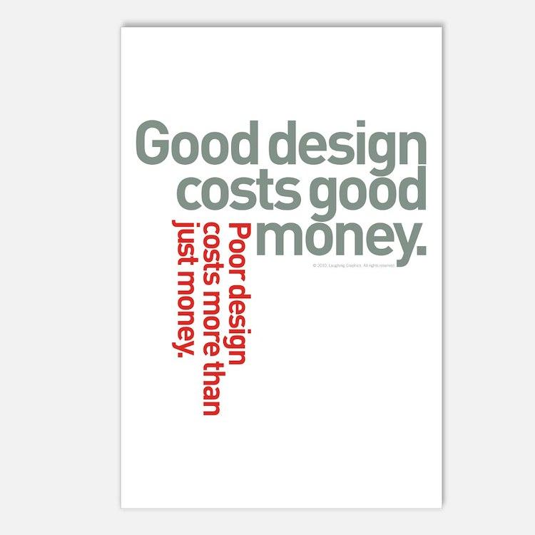 Design Postcards (Package of 8)