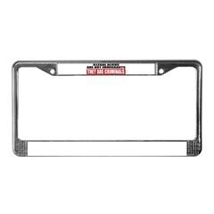 Illegal Aliens Are Not Immigr License Plate Frame