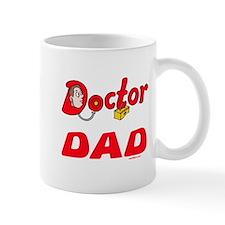 Doctor Dad Funny Mug