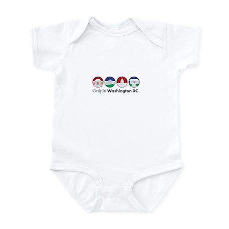 Monuments Infant Bodysuit