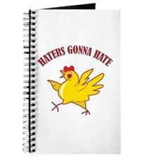Haters Gonna Hate Journal