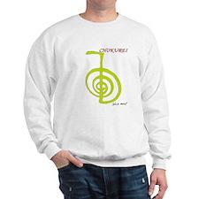 Unique Reiki woman Sweatshirt