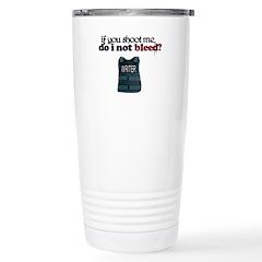 Shoot Me Travel Mug