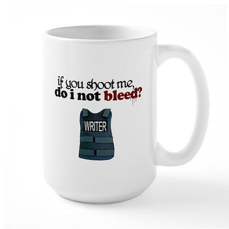 Shoot Me Large Mug