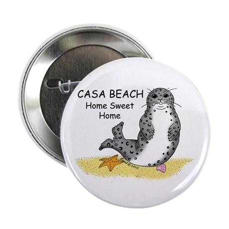 """Harbor Seal 2.25"""" Button (100 pack)"""