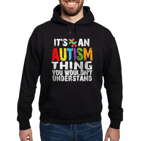 Autism Thing Hoodie (dark)
