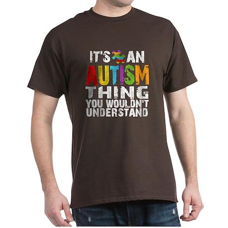 Autism Thing Dark T-Shirt