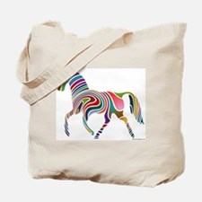 My Rainbow Horse Tote Bag