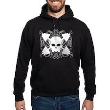 Weightlifting Skull Hoodie