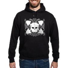 Weightlifting Skull Hoody