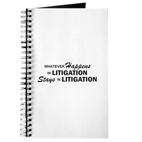 Whatever Happens - Litigation Journal