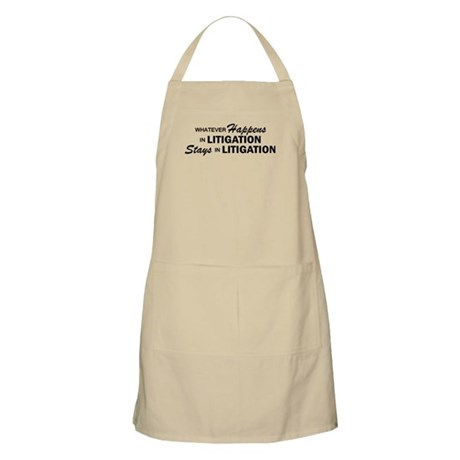 Whatever Happens - Litigation Apron