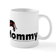 """""""Doxie Mommy"""" Mug"""