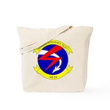 Cute Strike aircraft test Tote Bag