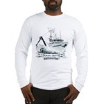 Northwestern Who We Are Long Sleeve T-Shirt