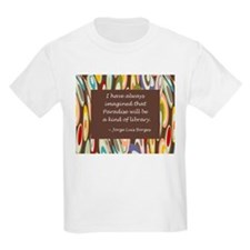 Paradise the Library T-Shirt