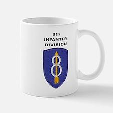 8TH INFANTRY DIVISION Mug