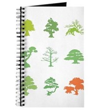 Bonsai Trees Journal