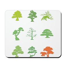 Bonsai Trees Mousepad