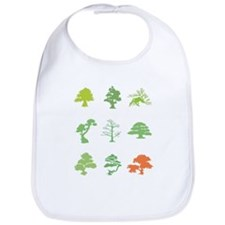 Bonsai Trees Bib
