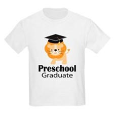 Preschool Graduation Lion T-Shirt