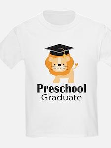 Preschool Graduation Lion T-Shirt