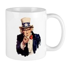 Uncle Sam Mug