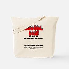 Cute End abuse Tote Bag