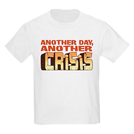 CRISIS Kids Light T-Shirt