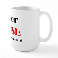 Elder Abuse Mug