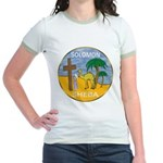 Queen of the South Jr. Ringer T-Shirt
