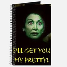 I'LL GET YOU MY PRETTY! Journal
