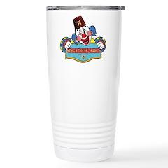 Proud Shrine Clown Travel Mug