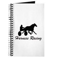 Harness Racing Silhouette Journal