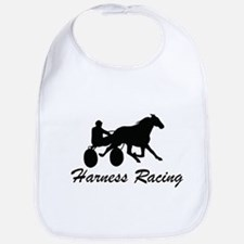 Harness Racing Silhouette Bib
