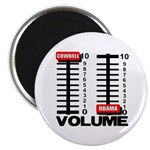 """More Cowbell 2.25"""" Magnet (10 pack)"""