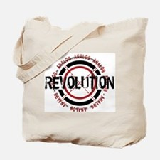 Unique Analog revolution Tote Bag