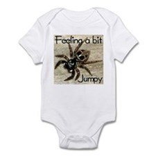 Feeling a bit Jumpy Infant Bodysuit