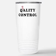 Qality Control Travel Mug
