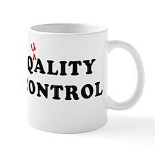 Qality Control Small Mug
