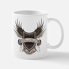 Eagle Crest - Proud Dad Mug