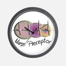 Nurse Preceptor Wall Clock