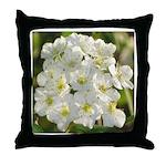 A Natural Bouquet Throw Pillow