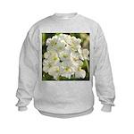 A Natural Bouquet Kids Sweatshirt