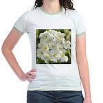 A Natural Bouquet Jr. Ringer T-Shirt