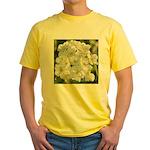 A Natural Bouquet Yellow T-Shirt